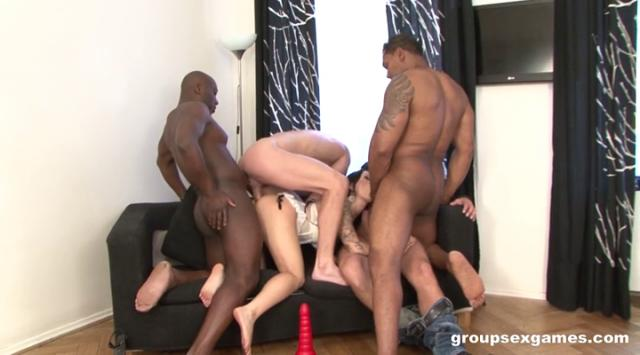 [GroupSexGames] Lulu Jung – Slut Getting Gangbanged By Big Dicks
