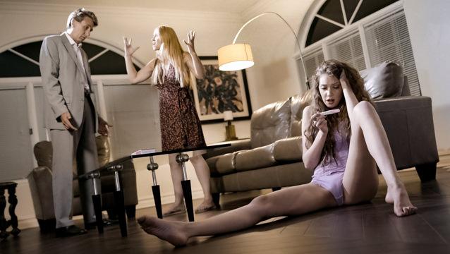 [PureTaboo] Sarah Vandella, Elena Koshka – The Daughter Disaster
