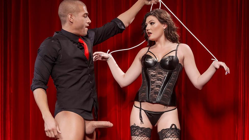 [BigWetButts] Jessica Rex – Porn Puppet On A String