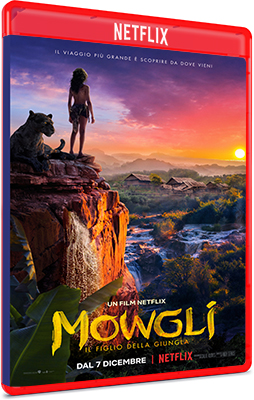 Mowgli - Il figlio della giungla (2018) FULLHD NF WEBDL 1080P ITA/ENG ATMOS AC3 5.1 Sub
