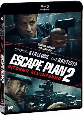 Escape Plan 2 - Ritorno All'Inferno (2018).mkv BluRay 576p AC3 iTA-ENG x264