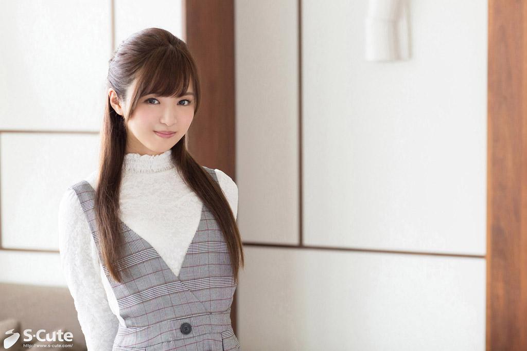 CENSORED S-Cute 657_mika_01 隠れウブっ子の恥じらいエッチ/Mika, AV Censored