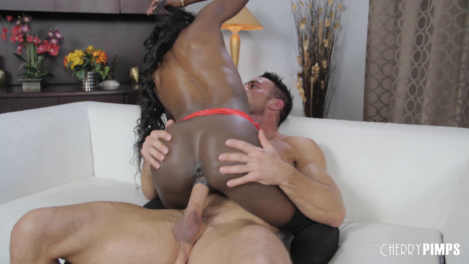 Ana Foxxx Gives John One Sexy Surprise