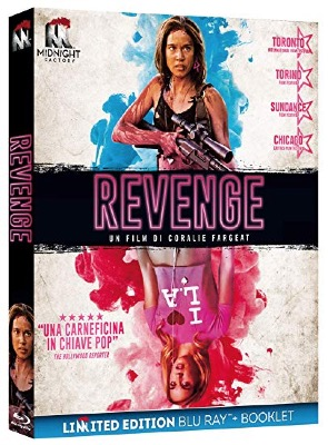 Revenge (2017) .mkv 1080P ITA/ENG DTS/AC3 5.1 Sub