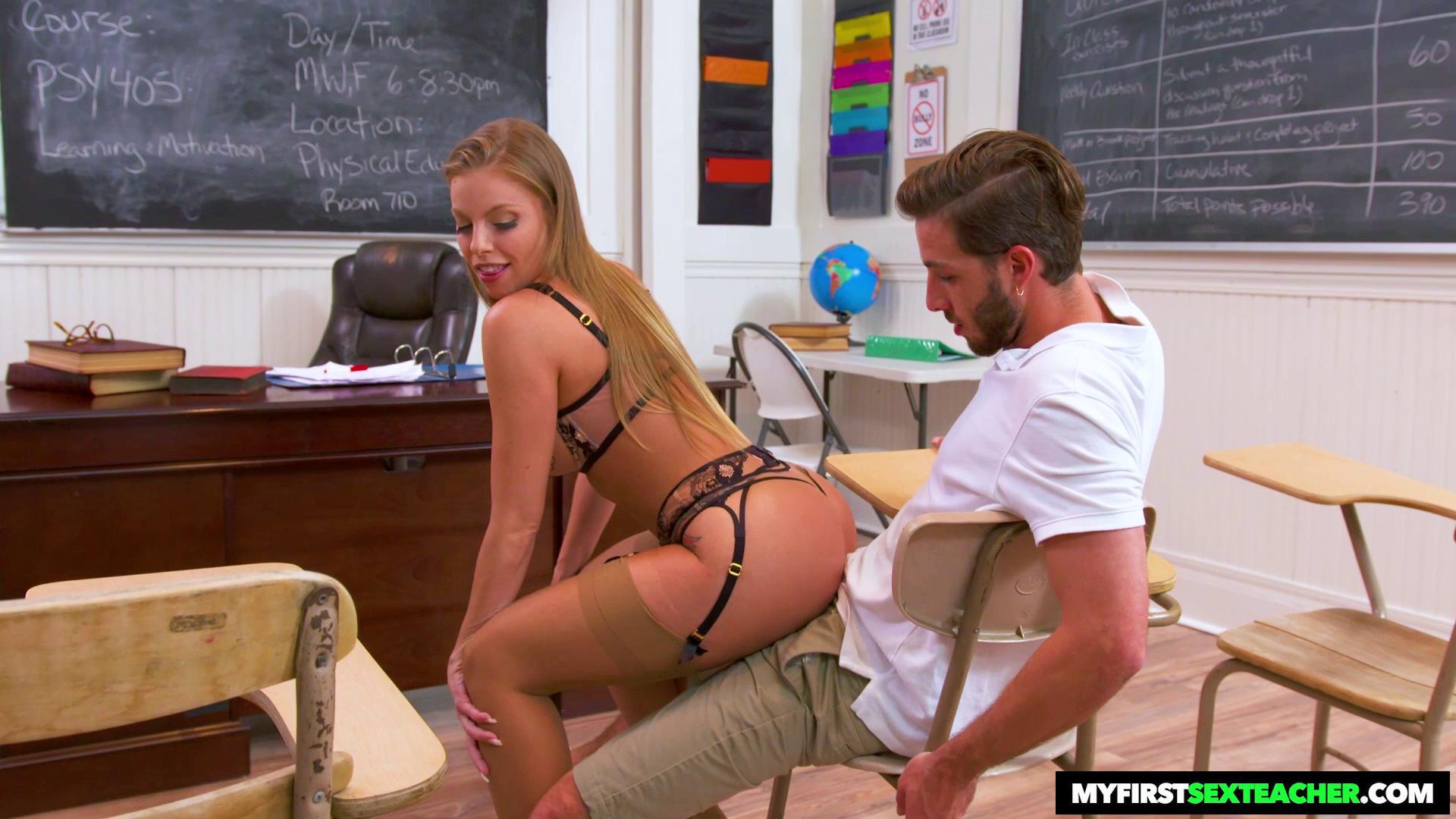 MyFirstSexTeacher – Britney Amber
